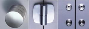 ф16 фурн нержавеющая для сантехнических кабин
