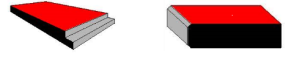 ф9.1 Кромка пластика