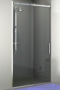 28 сдвижная стеклянная душевая дверь