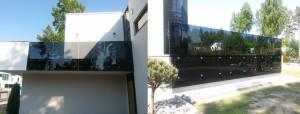 ф6.1 стеклянное ограждение балкона
