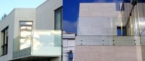 ф6.2 стеклянные ограждения балконов